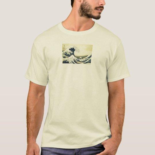 The Great Wave at Kanagawa T-Shirt