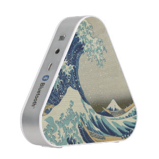 The Great Wave Bluetooth Speaker