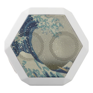 The Great Wave White Boombot Rex Bluetooth Speaker