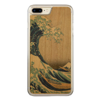 The Great Wave Carved iPhone 8 Plus/7 Plus Case