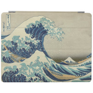 The Great Wave iPad Cover