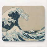 The Great Wave of Kanagawa Mousepads