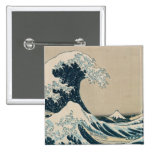 The Great Wave of Kanagawa Pins