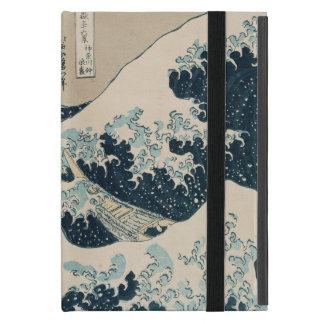 The Great Wave of Kanagawa, Views of Mt. Fuji Covers For iPad Mini