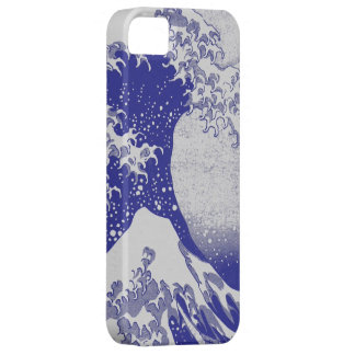 The Great Wave off Kanagawa (神奈川沖浪裏) iPhone 5 Case