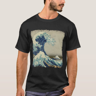 The Great Wave off Kanagawa (神奈川沖浪裏) T-Shirt