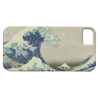 The Great Wave off Kanagawa Barely There iPhone 5 Case