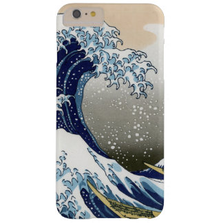 The Great Wave Off Kanagawa Barely There iPhone 6 Plus Case