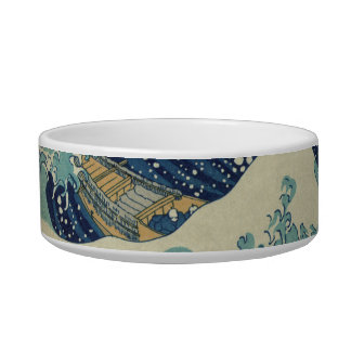 The Great Wave off Kanagawa Bowl