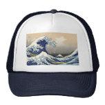 The Great Wave off Kanagawa Cap