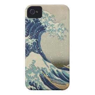The Great Wave off Kanagawa iPhone 4 Case