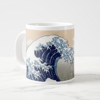 The Great Wave Off Kanagawa Large Coffee Mug