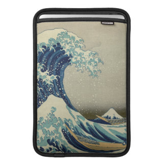 The Great Wave off Kanagawa MacBook Sleeve