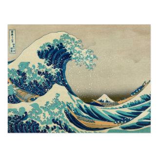 The Great Wave off Kanagawa Post Cards