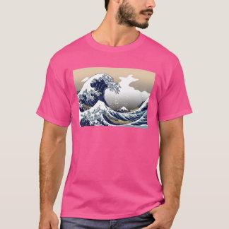 The Great Wave off Kanagawa Shirt