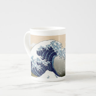The Great Wave Off Kanagawa Tea Cup