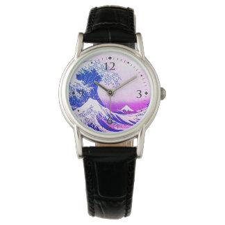 The Great Wave Off Kanagawa Watches