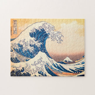 The Great Wave Puzzle