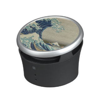 The Great Wave Speaker