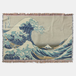 The Great Wave Throw