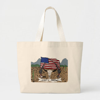 The Great West Tote Bags