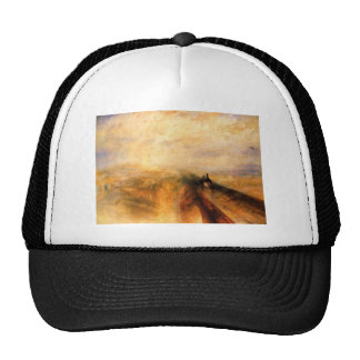 The Great Western Railway by William Turner Trucker Hat