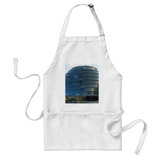 The Greater London Mayoral Building in London Aprons