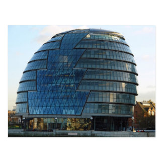 The Greater London Mayoral Building in London Postcard
