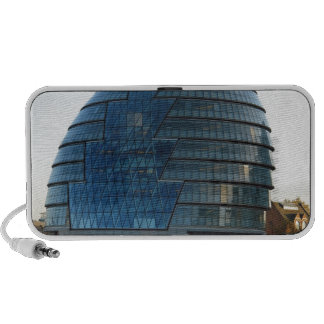 The Greater London Mayoral Building in London Travelling Speaker