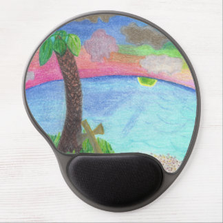 The Greater Shore Inspirational Gel Mousepad