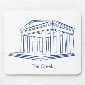 The Greek Mouse Mat