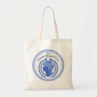 The Greek Wives Club Budget Tote Bag