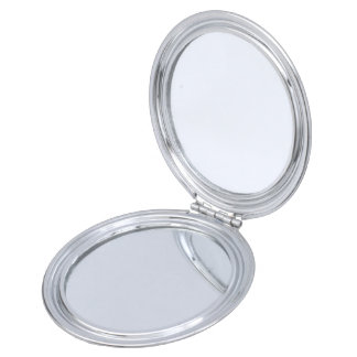 The Greek Wives Club Compact Mirror