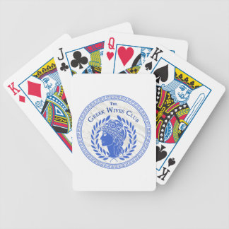 The Greek Wives Club set of Cards