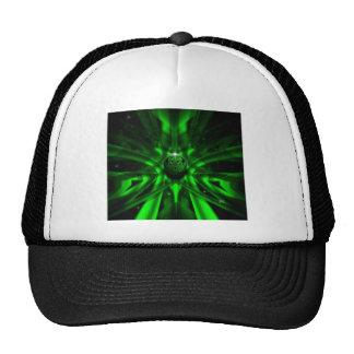 The Green Alien Cap