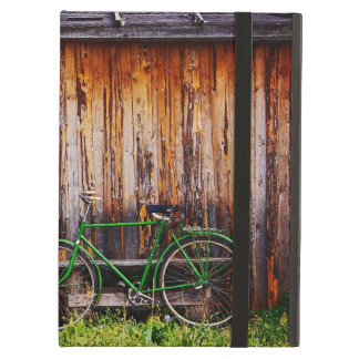The Green Bicycle 1 Powiscase iPad Air Case