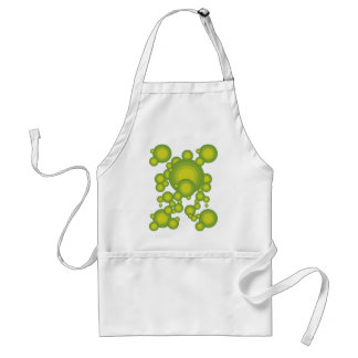 The Green blisters Aprons