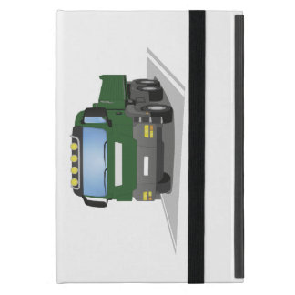 the Green building sites truck iPad Mini Case