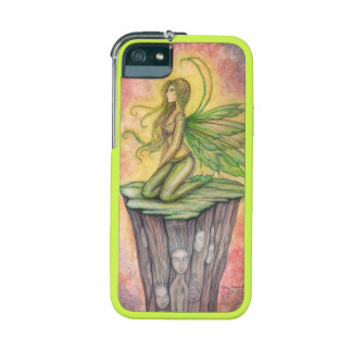 The Green Faerie Fantasy Art by Molly Harrison Cover For iPhone 5