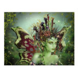 The Green Faerie Postcards