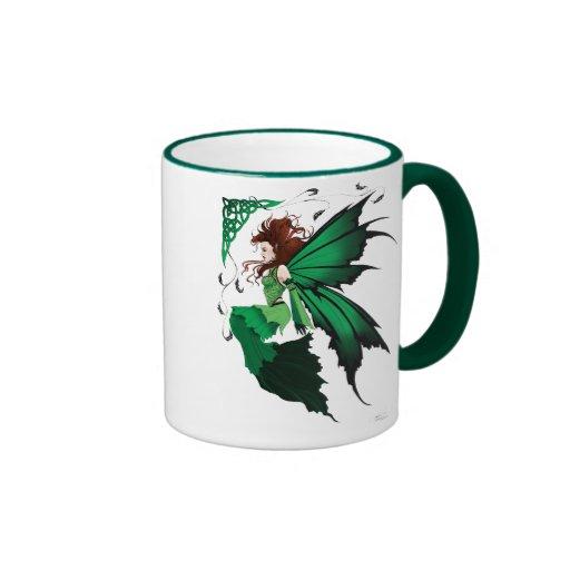 The green Fairy Mugs