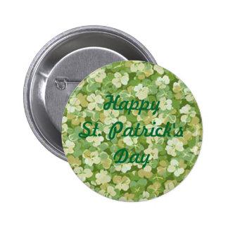 The Green Garden Custom Button