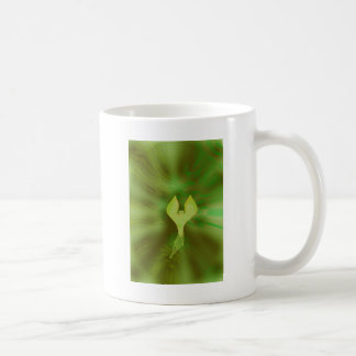 The Green Ghoul Basic White Mug