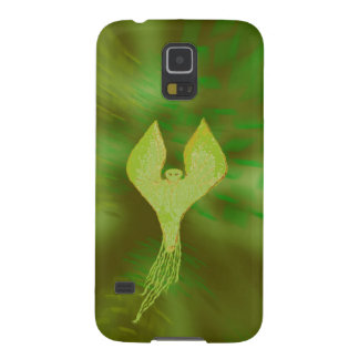 The Green Ghoul Galaxy S5 Cases
