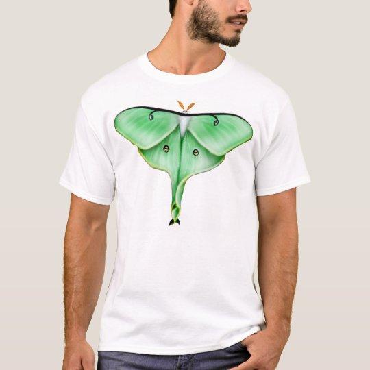 The Green Luna Moth Shirt