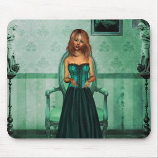 The Green Room Mouse Pads