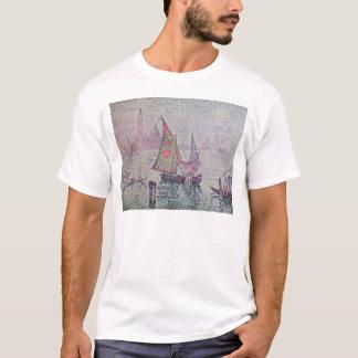 The Green Sail, Venice, 1904 T-Shirt