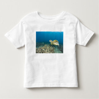 The Green Sea Turtle, (Chelonia mydas), is the 3 Tshirts