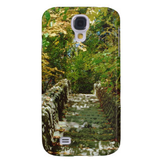 The Green Stairway Samsung Galaxy S4 Cover