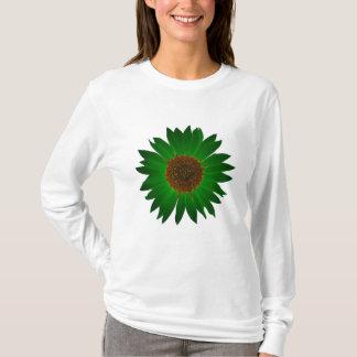 The Green Sunflower - T-shirt